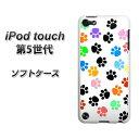 iPod touch�i��5����j TPU �\�t�g�P�[�X / ���炩�J�o�[�y1108 �������ƃJ���t