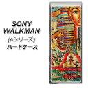 SONY ウォークマン NW-A10シリーズ ハードケース / カバー【329 ナイル-ツタンカーメン- 素材クリア】★高解像度版(SONY ウォークマン NW-A10シリーズ/NWA10/ケース)