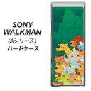 便攜式音頻 - SONY ウォークマン NW-A10シリーズ ハードケース / カバー【370 全員集合 素材クリア】★高解像度版(SONY ウォークマン NW-A10シリーズ/NWA10/ケース)