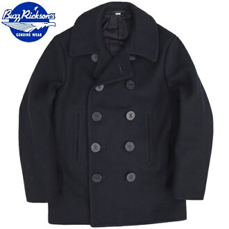 -Points 10 times ◆ ◆ BUZZ RICKSON ' the S BR11554 PEA COAT NAVAL CLOTHING FACTORY 1910's MODEL