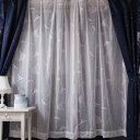 【Disney/ディズニー】プリンセスシンデレラレースカーテンオーダーカーテン100×108〜148cm【Disneyzone】
