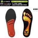 ショッピングインソール SOF SOLE(ソフ ソール)インソール FIT High Arch【中敷き/アーチ/女性用】