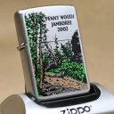 ショッピングライター 2002年製Zippo PENN'S WOODS JAMBOREE 2002
