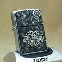 ショッピングライター 2003年製 未使用 Zippo HARLEY DAVIDSON ハーレー  20238 H-D MARBLE BAR&SHIE  箱付 デットストック