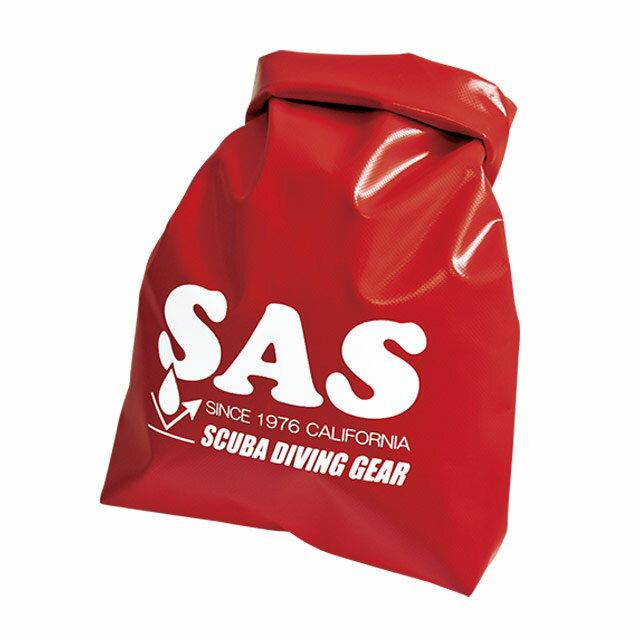 【SAS】ウォータープルーフバッグ MSサイズ