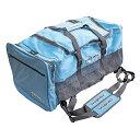 ダイビング器材が全て入る、背負う・肩にかける・手に持つ。活用法いろいろ3ウェイメッシュバッグです【SEAPEOPLE】スクエアメッシュバッグ