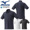 ショッピングチタン ミズノ ポロシャツ 半袖 メンズ MIZUNO ワークシャツ 吸汗速乾 紳士用 おしゃれ スポーツ ゴルフ 作業着 mz-f2ja9184
