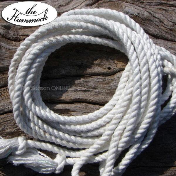 【the Hammock】メキシカンハンモック 専用ロープ(4m×2本セット)...:season:10002279