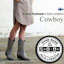 【NOKIAN × Julia Lundsten】ノキアン Cowboy(カウボーイ)ブラック、カーキ