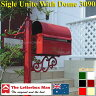 【The Letterboxman】Single Unite With Dome 3090(全7色)