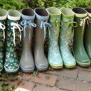 【ガーデンブーツ】洗車、ガーデニングに大活躍なかわいい長靴LE JARDINE...