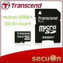 Transcend製 【限定値下げ】microSDHCカード 32GB Class1010P01Oct16