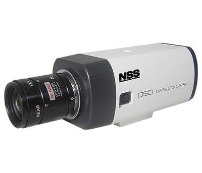 NSS-NSC807【送料無料】ボックス型カメラ被写体最低照度0.002ルクス低照度時もカラーで撮影
