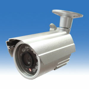 防犯カメラ 監視カメラ 静岡防犯 WTW-R12H-高画質41万画素CCD搭載-Sony製CCD搭載-赤外線LED12個搭載-カメラ 防水カメラ/赤外線のガラスを完全分離-6mmボードレンズ ダミーカメラ 赤外線最大掃射距離15m:SKS WTW-R12H-高画質41万画素CCD搭載-赤外線-6mmレンズ-赤外線最大掃射距離15m