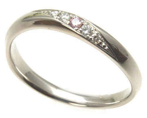 【ペア結婚指輪】【Princess Heart Collection】【ユーロプラチナ】【ピンクダイヤモンド】【Luce ルーチェ】マリッジリング ペア ハイクオリティーで、ゴージャス。ステキな結婚指輪をならではのお値段でご提供中