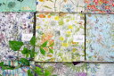 LIBERTY リバティ フリークロス(ハンカチ・バンダナ)Wild Flowers 【ねこポス可】