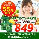 【クーポンで55%OFF】野草酵素 約5ヵ月分...