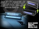 マルチアングルデジタルメーター角度調整タイプ 時間 室温 外気温 電圧 VST-7013V