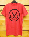 JSLV【ジャスリブ】JUSLIV Tシャツ HOOKS SELECT ♯MSC8018 カラー:RED