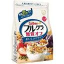ショッピング沖縄 カルビー フルグラ糖質オフ600g×6個