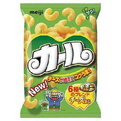 明治 カール チーズあじ 64g×10袋入×2ケース【送料無料】