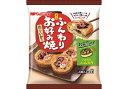 【送料無料】日清F ふんわりミニお好み焼たこ・いか入り160g×12袋(1ケース) 【冷凍】