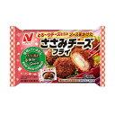 【送料無料】ニチレイ お弁当にGood! ささみチーズフライ 6個×12袋(1ケース) 【冷凍】