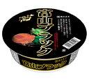 寿がきや 全国麺めぐり 富山ブラックラーメン1ケース(12食入り) 【送料無料】