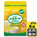 名糖 レモネードC 袋470G×6個 【送料無料】