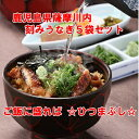 熟食, 食品材料 - 鹿児島県産薩摩川内 刻みうなぎ5袋セット【国産】 【送料無料】