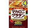 ハウス食品 マカロニグラタンクイックミート4皿分 ×10個【送料無料】