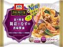 日本製粉 オーマイプレミアム 舞茸となすの香味醤油260gX12袋【送料無料】【冷凍食品】