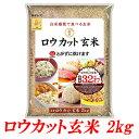 東洋ライス 金芽米 ロウカット玄米 2kg×2袋(計4kg)...
