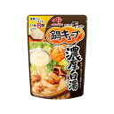 味の素 鍋キューブ 濃厚白湯 73g×8個