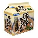 食品 - 大黒食品工業 AKAGI 豚骨ラーメン 5食入 ×6個
