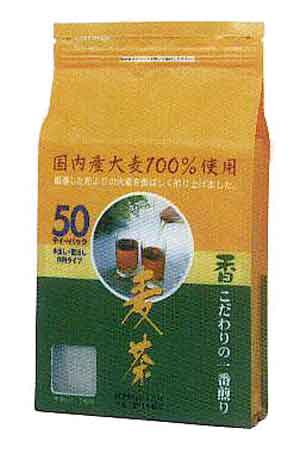 香り麦茶(10gx50px12入)むぎちゃむぎ茶2lソフトドリンクパック