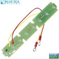 BLUE SEA 防水サーキットブレーカーパネル用 ラベルバックライトの画像