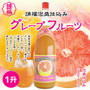 請福グレープフルーツシークヮーサー 1800ml 1升瓶請福酒造 リキュール 果実酒 焼酎