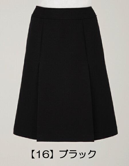 浮き立つような織り柄がエレガンな『プリーツスカート』【ボンマックス AS2248】 バリエーション豊富な全7アイテム!! プリーツスカートは『楽』だとよく言われます。今までタイとスカートをお使い頂いている方にお勧めです。