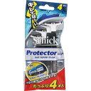 シック プロテクターディスポ3+1本【3990円以上送料無料】