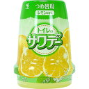 香り薫るサワデー つめかえ用 レモン&スィーティー 140g【3990円以上送料無料】