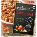 【在庫限り】カゴメ 押し麦ごはんで トマトリゾット 250g【3990円以上送料無料】