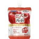 ※WIN ぷるんと蒟蒻ゼリー スタンディングタイプ アップル 130g 3980円以上