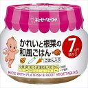 キューピー PA-76 かれいと根菜の和風ごはん 70g【3990円以上送料無料】