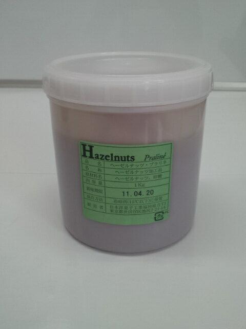 【JCA】ヘーゼルナッツ・プラリネ 1kg<ヘー...の商品画像