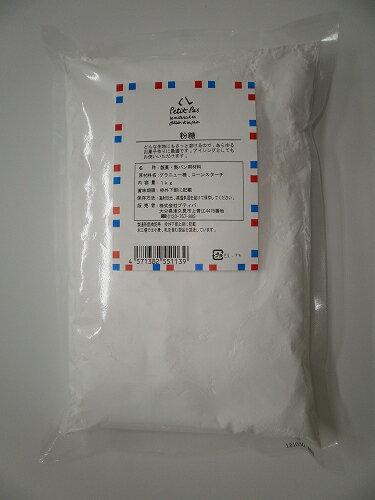 【プティパ】粉糖 1kgの商品画像