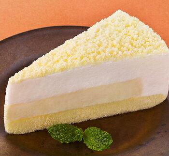 【フレック】 業務用 ダブルチーズケーキ(カット済み) 1箱(6個入)【スイーツ】【冷凍食品】【re_26】【ポイント10倍】