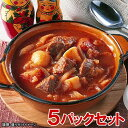 【MCC】 業務用 ボルシチ 5食(300g×5パックセット) (エムシーシー食品)【レトルト食品】