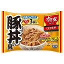 【すき家 監修】 すき家 豚丼の具 お茶わんサイズ70g×3...