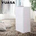 除湿器 1.8L コンプレッサー式 YUASA | 除湿機 タンク容量 1.8リットル 静音仕様 省エネ 梅雨対策 室内干し パワフル
